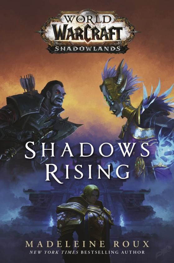 Couverture officialisée par Penguin Random House le 10 avril 2020 - World of Warcraft