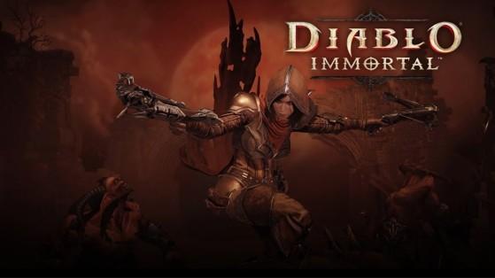 Diablo Immortal : une version alpha testée à la mi-année, date