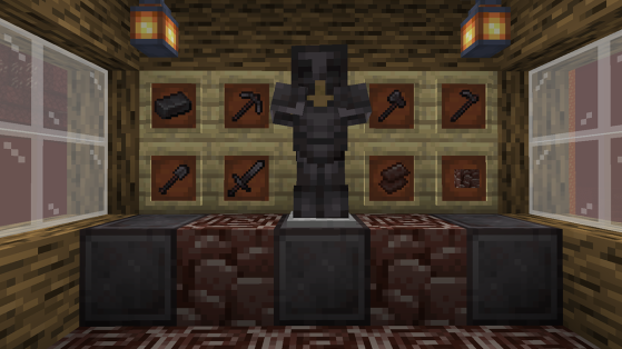Minecraft: Netherite, débris antiques, fragment de netherite