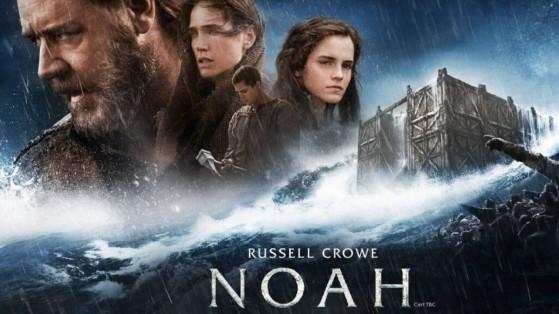 Noah est aussi le titre du film inspiré de l'arche de Noé, sorti en 2014 et avec Russel Crowe dans le rôle principal. - Fortnite : Battle royale