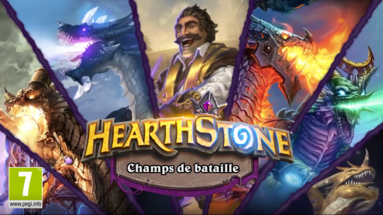 Hearthstone : Gagnez des boosters l'Envol des Dragons avec Twitch, Dragons Battlegrounds
