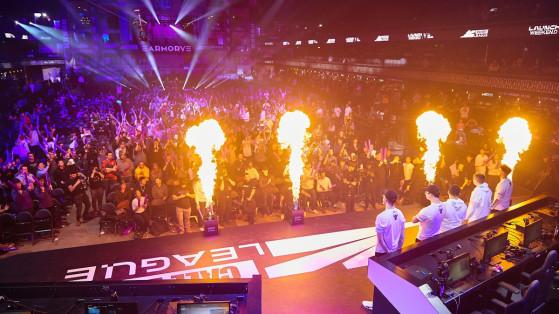 Call of Duty League : News et programme du weekend de compétition à Los Angeles