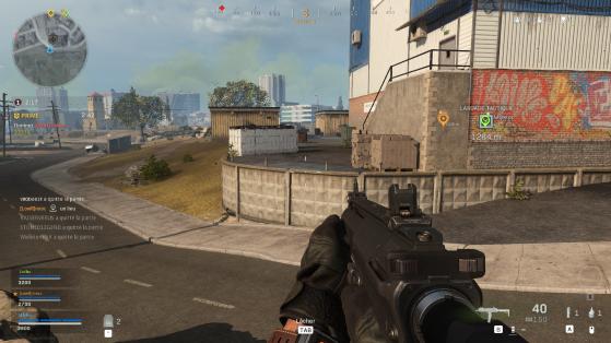 Contrat accepté - Call of Duty : Modern Warfare