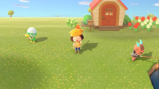Animal Crossing New Horizons : astuce et comment bien débuter