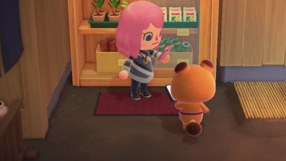 Animal Crossing New Horizons : Comment changer la coque de son téléphone ?