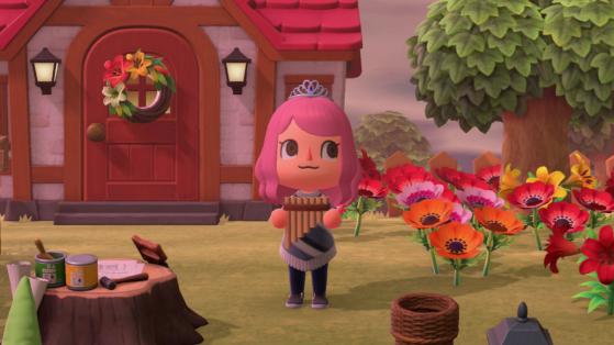 Animal Crossing New Horizons : ocarina et flûte de pan, comment les fabriquer ?