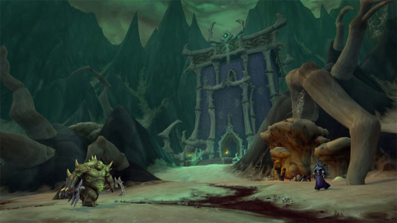 WoW : Le septième build de l'Alpha de Shadowlands a été déployé sur Battle.net