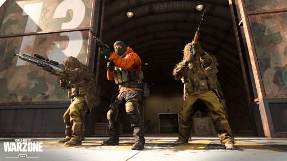 Call of Duty Warzone : les meilleures armes du Battle Royale de Modern Warfare