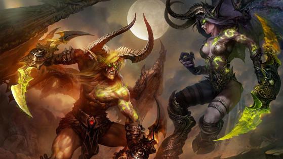 WoW Shadowlands : Changements sur le Chasseur de démons