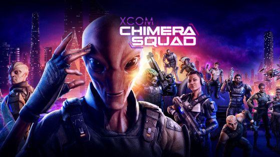 XCOM : Chimera Squad arrive sur PC le 24 avril 2020