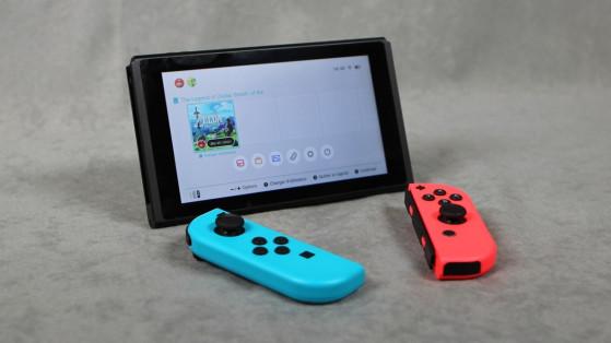 Nintendo Switch : comptes hackés, comment retirer ses moyens de paiement sur la Switch ?