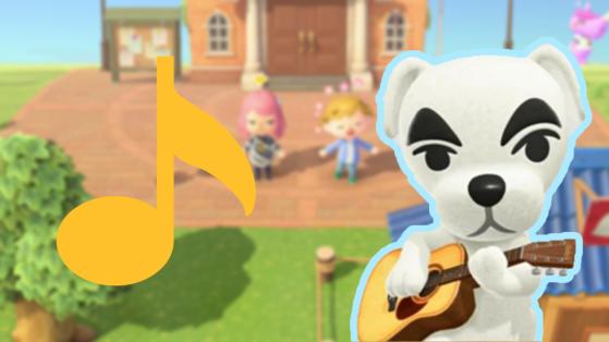 Animal Crossing New Horizons : liste des musiques de Kéké et comment les obtenir