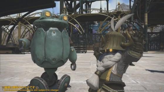 FFXIV 5.3 Dwarves New Beast Tribe pour les artisans - Final Fantasy XIV