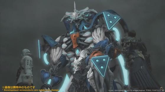 FFXIV 5.3 Nouveau Boss de la MSQ - Final Fantasy XIV