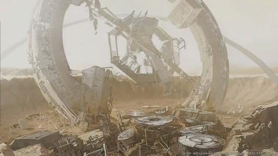 FFXIV Nier automata 2 Alliance Raid - Final Fantasy XIV