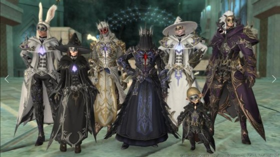 FFXIV 5.3 nouvelle armure - Final Fantasy XIV
