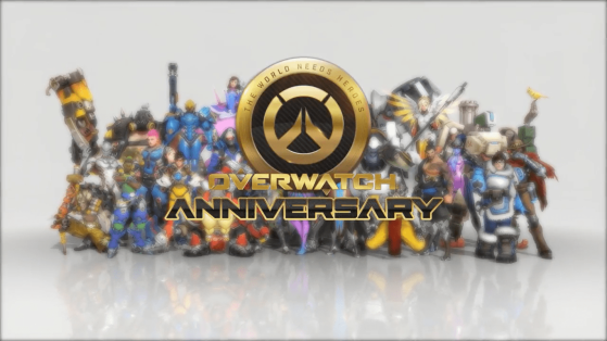 Overwatch : Patch 1.48 Anniversaire 2020, 19 mai, roue de communication