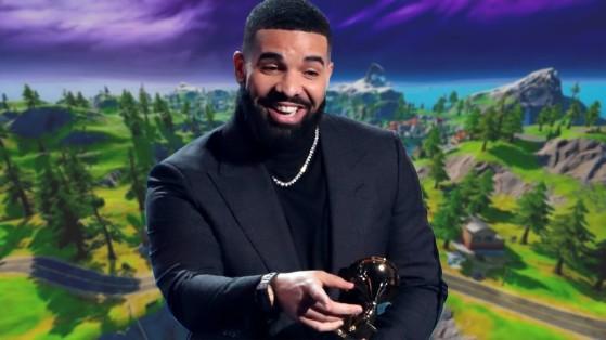 Fortnite x Drake : un emote en guise de collaboration