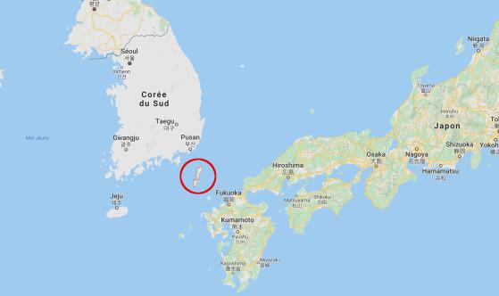 L'île de Tsushima - Ghost of Tsushima