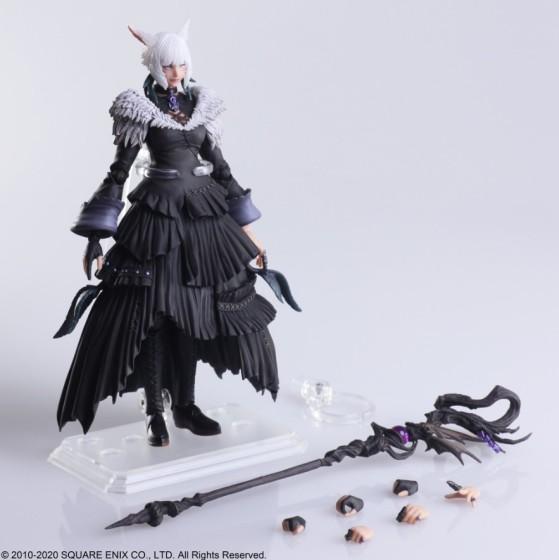 FINAL FANTASY XIV BRING ARTS Y'shtola - Final Fantasy XIV