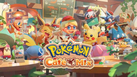 Pokemon Cafe Mix sortira demain 24 juin