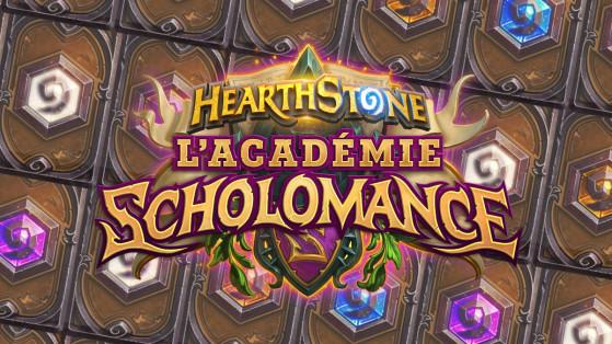 Hearthstone extension Académie de Scholomance : toutes les cartes
