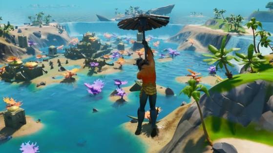 Fortnite : Atlantide (Atlantis), nouveau lieu-dit