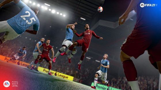 FIFA 21 : Pitch notes, gameplay