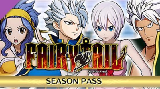 Fairy Tail : Season Pass & DLC