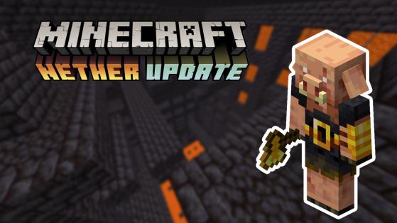 Minecraft : Mise à jour 1.16.2