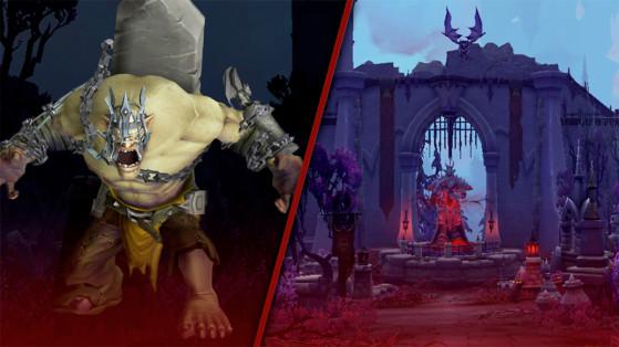 WoW Shadowlands World Boss : Nurgash Fangeformé