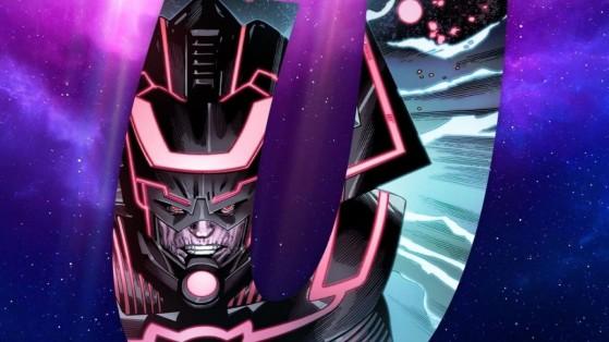Fortnite saison 4 : teaser partie 4, Galactus le dévoreur de monde arrive