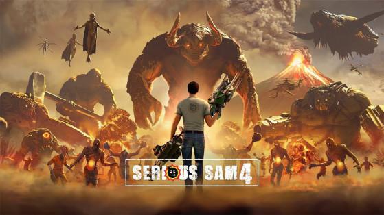 Serious Sam 4 : Nouveau trailer et date de sortie