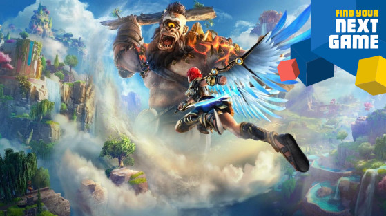 Preview Immortals Fenyx Rising, anciennement Gods & Monsters