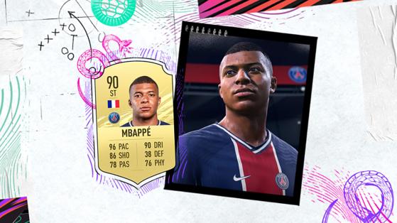 FIFA 21 - Top 20 des meilleurs Attaquants