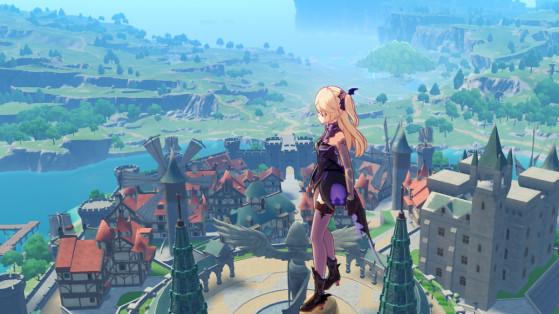 Genshin Impact Vers Une Version Next Gen Sur Ps5 Et Xbox Series X Millenium