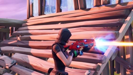 Fortnite : le fusil à énergie Stark, nouvelle arme de choix pour les FNCS de la saison 4 ?