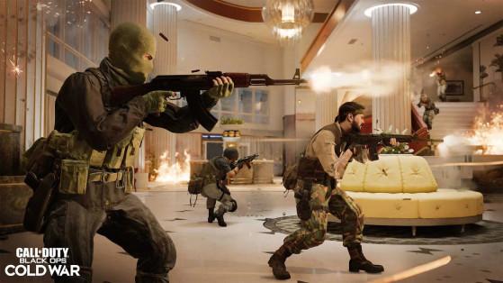 Activision dévoile le contenu de la bêta de Call of Duty Cold War