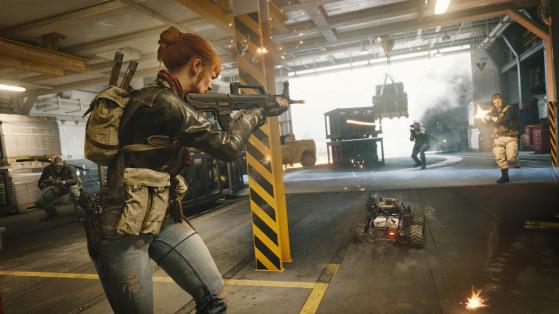 La beta de Call of Duty Cold War se dote du nouveau mode Armes Combinées Assaut
