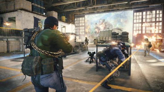 Call of Duty Cold War beta : Cartel, la nouvelle carte multijoueur