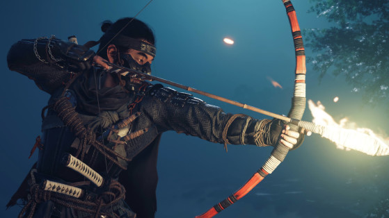 Ghost of Tsushima tournera à 60fps sur PS5