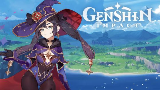 Genshin Impact : build Mona, armes et sets d'artefacts