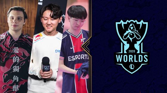 Worlds LoL 2020 : Le Group Stage avec Nomanz, River et Pyosik
