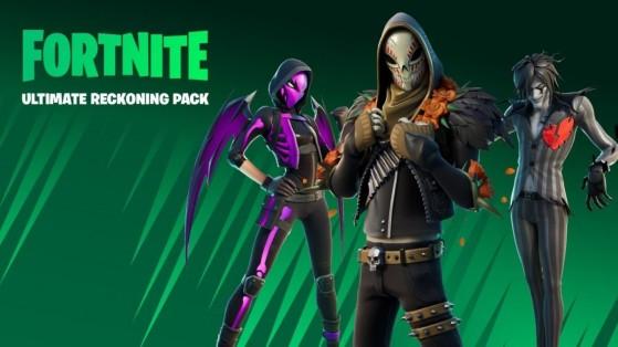 Fortnite : le pack Jugement Ultime dans la boutique du 14 octobre 2020