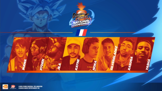 Dragon Ball FighterZ National Championship France : le suivi complet