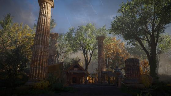 Guide AC Valhalla, colonie : Le musée et les objets romains