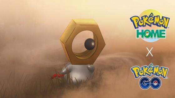 Meltal shiny revient dans les boites mystères sur Pokémon GO