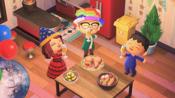6 objets à récupérer depuis la mise à jour d'hiver sur Animal Crossing New Horizons