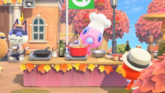 Jour du Partage dans Animal Crossing New Horizons et liste des récompenses