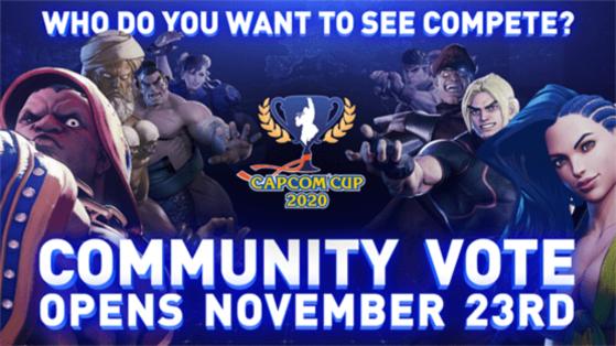 Dernier joueur Street Fighter V participer Capcom Cup 2020 dernière place